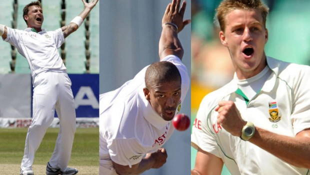 Steyn, Philander and Morkel